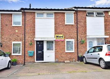Thumbnail 3 bed terraced house for sale in Hazlemere Drive, Gillingham, Kent