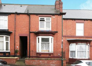 Thumbnail 3 bed terraced house for sale in Elmham Road, Sheffield, South Yorkshire