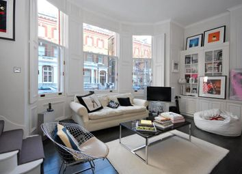 Thumbnail 1 bed flat to rent in Roland Gdns, South Kensington