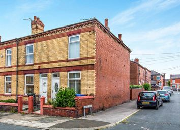 Thumbnail 2 bed terraced house to rent in Glanvor Road, Stockport