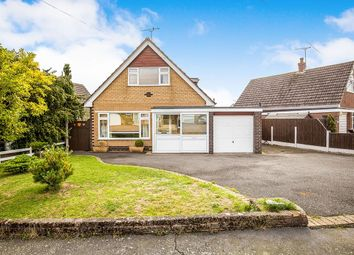 Thumbnail 3 bed detached house for sale in Somerford Road, Broughton, Chester
