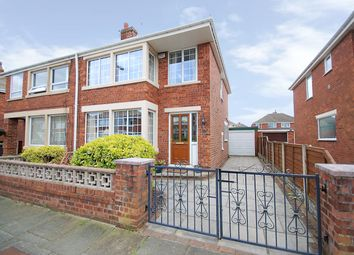 3 bed semi-detached house for sale in Helens Close, Blackpool, Lancashire FY4