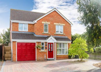 Thumbnail 4 bed detached house for sale in Barley Close, Daventry
