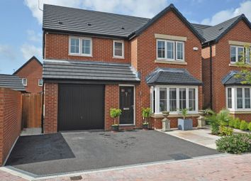 Thumbnail 4 bed detached house for sale in High-Spec New Build, Foil Close, Rogerstone