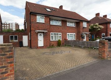 Thumbnail 5 bedroom semi-detached house for sale in Chaucer Green, Croydon, Surrey