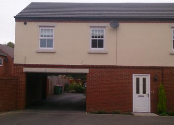Thumbnail 1 bedroom flat to rent in The Nettlefolds, Hadley, Telford
