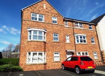 Thumbnail 2 bed flat for sale in Lakeside Gardens, Washington, Tyne And Wear