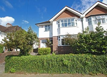 Thumbnail 4 bedroom semi-detached house for sale in Lyndrick Road, Hartley, Plymouth