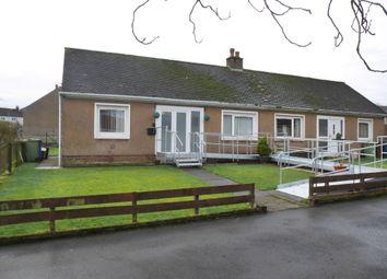 Thumbnail 1 bedroom semi-detached bungalow for sale in Hartfield Crescent, Neilston