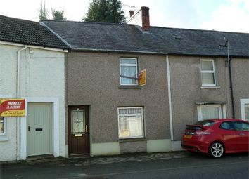 Thumbnail 2 bed terraced house for sale in Ebenezer Street, Newcastle Emlyn, Carmarthenshire