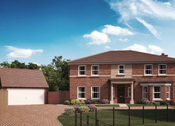 5 bed detached house for sale in The Portland, Bratton Grange, Telford TF5