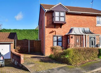Thumbnail 2 bed semi-detached house for sale in Portman Drive, Billericay, Essex