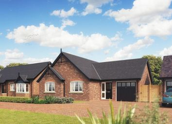 Thumbnail 3 bed bungalow for sale in Church View. Station Road, Hadnall, Shrewsbury