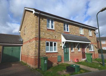 Thumbnail 3 bed detached house for sale in Redbourne Drive, London