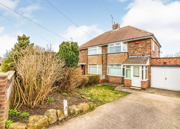 Thumbnail 3 bed semi-detached house to rent in Shirecliffe Road, Sheffield