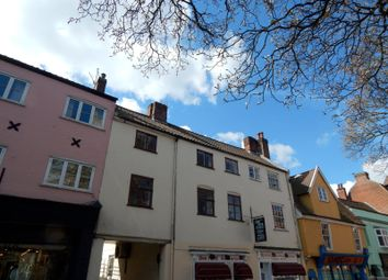 Thumbnail 2 bedroom flat to rent in St. Benedicts Street, Norwich