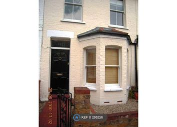Thumbnail 2 bed terraced house to rent in Russell Road, Wimbledon