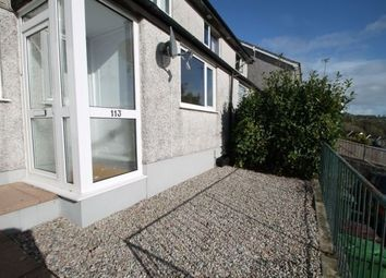Thumbnail 1 bed flat to rent in Elford Crescent, Plympton, Plymouth