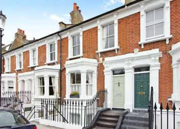 Thumbnail 2 bed terraced house to rent in Tetcott Road, London