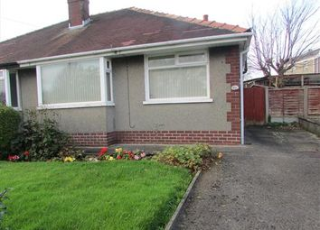 Thumbnail 2 bed bungalow to rent in Bleasdale Grove, Heysham, Morecambe