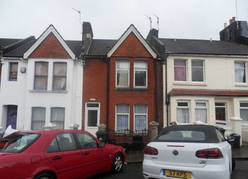 Thumbnail 5 bedroom terraced house to rent in Shanklin Road, Brighton