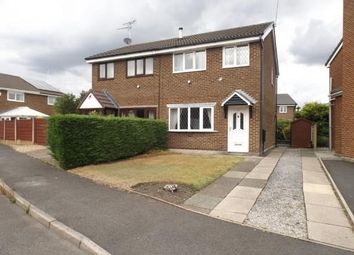 Thumbnail 3 bed semi-detached house for sale in Hawes Close, Bury, Greater Manchester