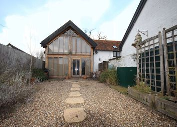 Thumbnail 1 bedroom barn conversion to rent in Ashwellthorpe Road, Wreningham, Norwich