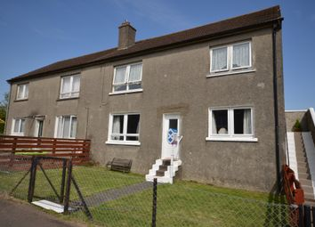 Thumbnail 2 bed flat for sale in Dixon Avenue, Dunoon, Argyll