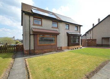 Thumbnail 2 bed semi-detached house for sale in Hailstonegreen, Forth, Forth