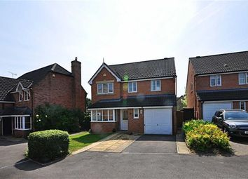 Thumbnail 4 bed detached house for sale in Chesford Drive, Churchdown, Gloucester