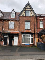 Thumbnail 4 bed terraced house to rent in Poplar Avenue, Edgbaston