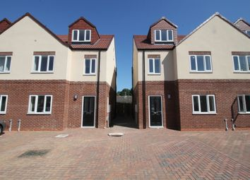 Thumbnail 4 bed town house to rent in Riley Court, Armthorpe, Doncaster