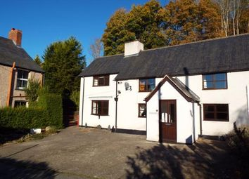 Thumbnail 3 bed semi-detached house for sale in Waterfall Road, Cynwyd, Corwen, Denbighshire