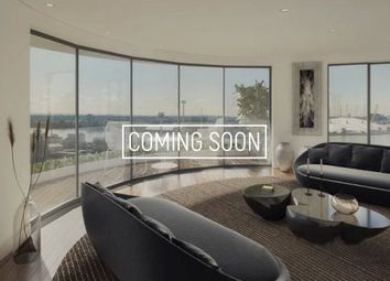 Thumbnail 2 bed flat for sale in Pump Tower, Royal Victoria Dock