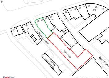 Thumbnail Land for sale in Barlows Croft, Salford