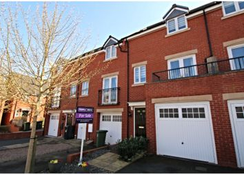 Thumbnail 3 bed terraced house for sale in Quayle Court, Kidderminster