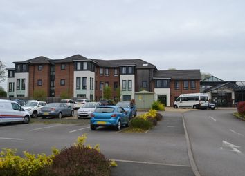 Thumbnail 2 bed flat for sale in Lea Court, New Road, Madeley