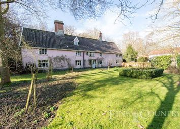 Thumbnail 7 bed detached house for sale in Algar Road, Bressingham, Diss