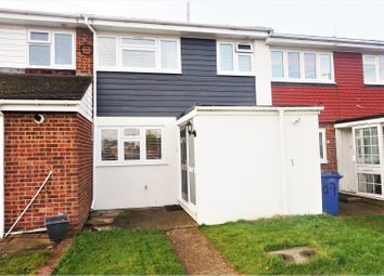 Thumbnail 3 bed terraced house for sale in Howell Road, Stanford-Le-Hope