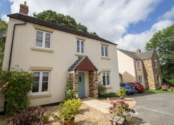 4 bed detached house for sale in Woodpecker Way, Whitchurch, Tavistock PL19