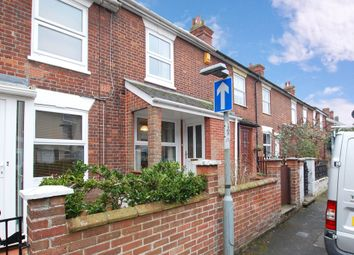 Thumbnail 2 bedroom terraced house for sale in Denmark Road, Beccles
