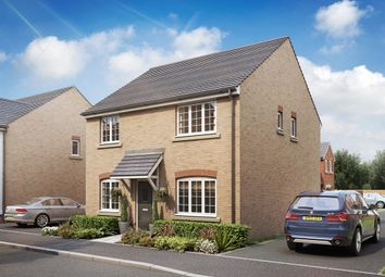 "Thumbnail 4 bed detached house for sale in ""The Knightsbridge"" at King Street Lane, Winnersh, Wokingham"