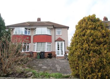 Thumbnail 4 bedroom semi-detached house to rent in Cathcart Drive, Orpington