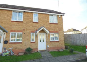 Thumbnail 2 bed terraced house for sale in Beech Avenue, Swanley