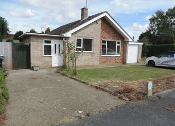 Thumbnail 2 bed detached bungalow to rent in Godiva Crescent, Bourne, Lincolnshire