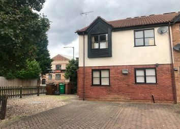 Thumbnail 1 bed town house to rent in Meadow Close, Nottingham