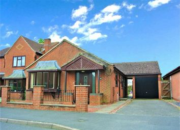 Thumbnail 3 bed detached bungalow for sale in Headland Way, Haconby, Lincolnshire