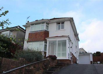 Thumbnail 3 bedroom detached house for sale in Dunvant Road, Dunvant, Swansea