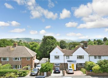 3 bed end terrace house for sale in Cross Way, Lewes, East Sussex BN7