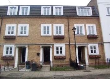 Thumbnail 4 bed town house for sale in Goddard Place, London